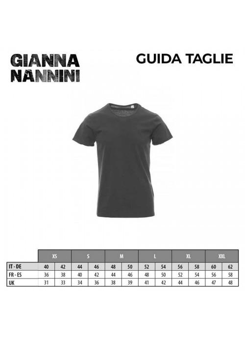 "t-shirt ""pancia"" bianca"