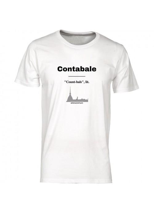 T-shirt E non hai ancora visto niente - unisex bianca