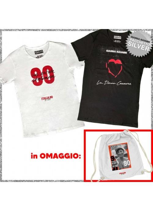T-shirt Ragazza magica donna