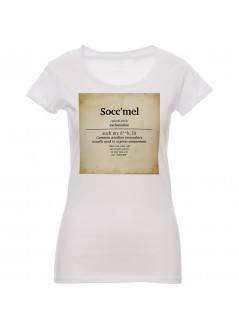 T-shirt MADE IN ITALY bianca unisex