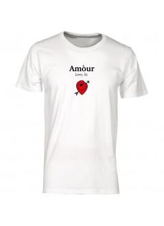 t-shirt cornucuore bianca - donna