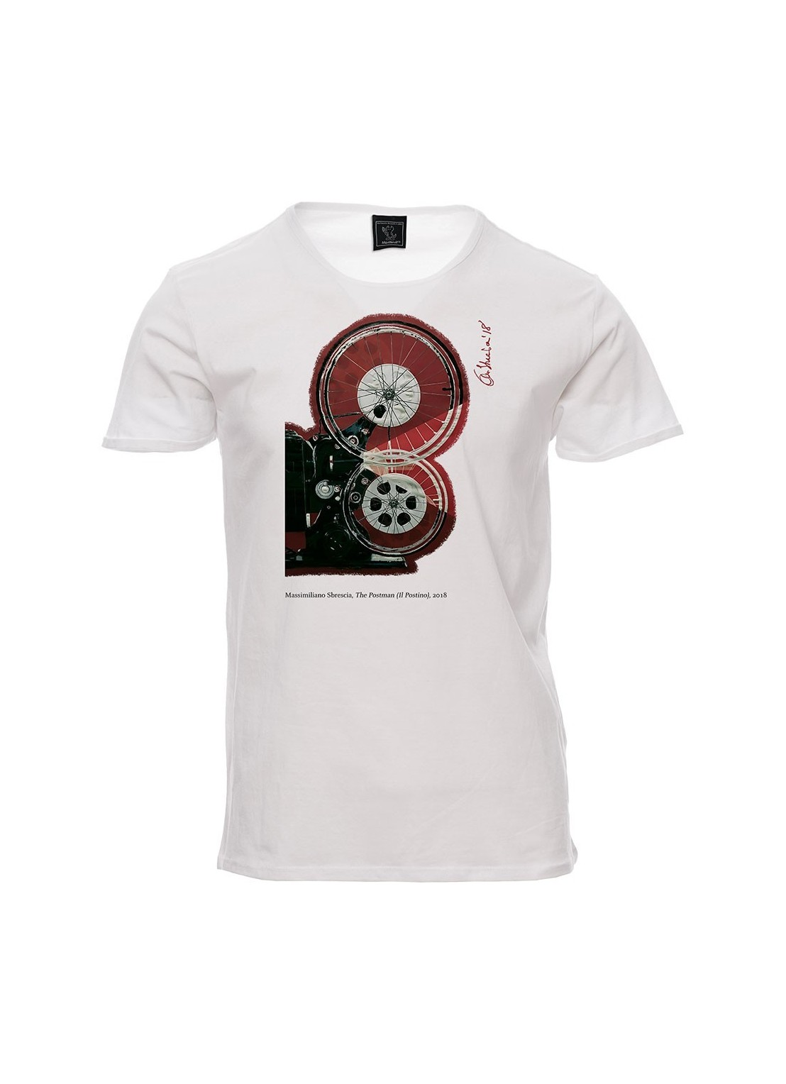 T-shirt CHE SIA BENEDETTA - Fiorella Mannoia
