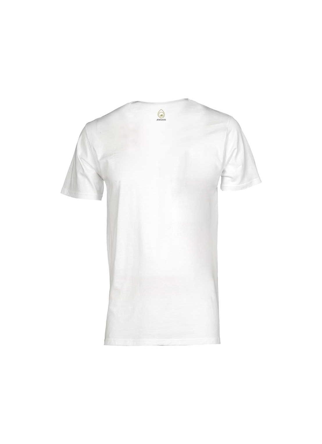 T-shirt MAGELLANO C/FOTO donna bianca