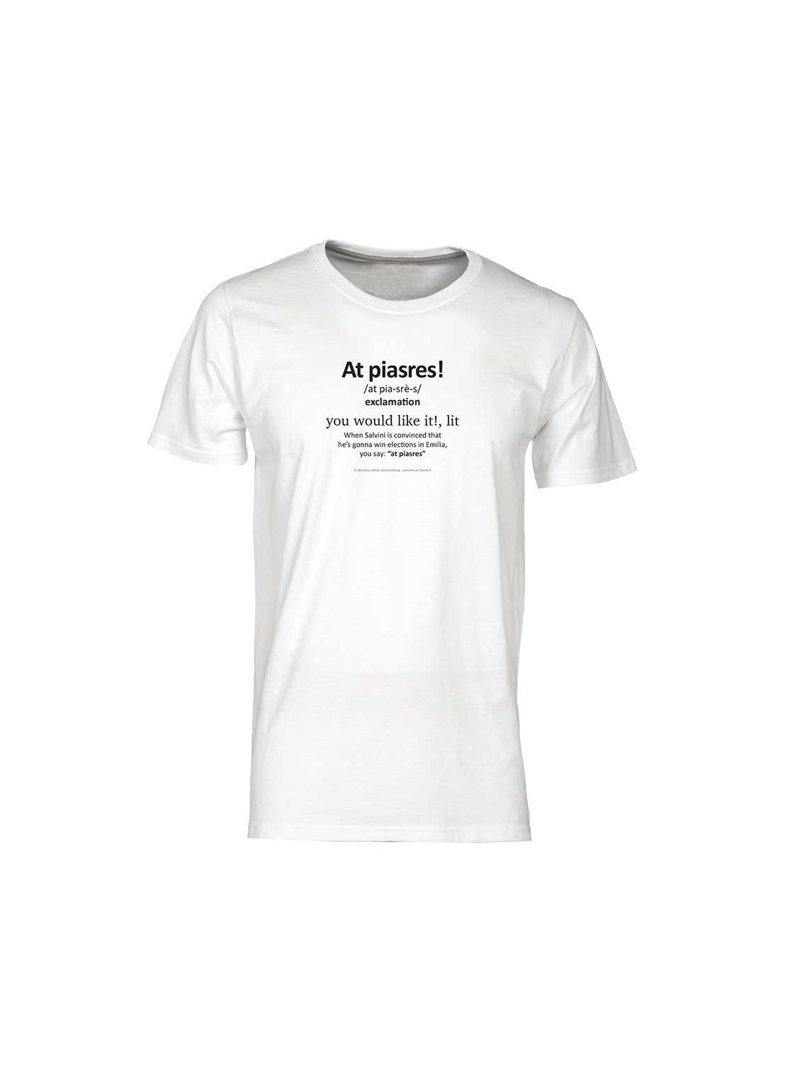 T-shirt MAGELLANO C/FOTO donna nera