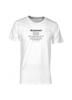 T-shirt MAGELLANO C/FOTO CD nera donna