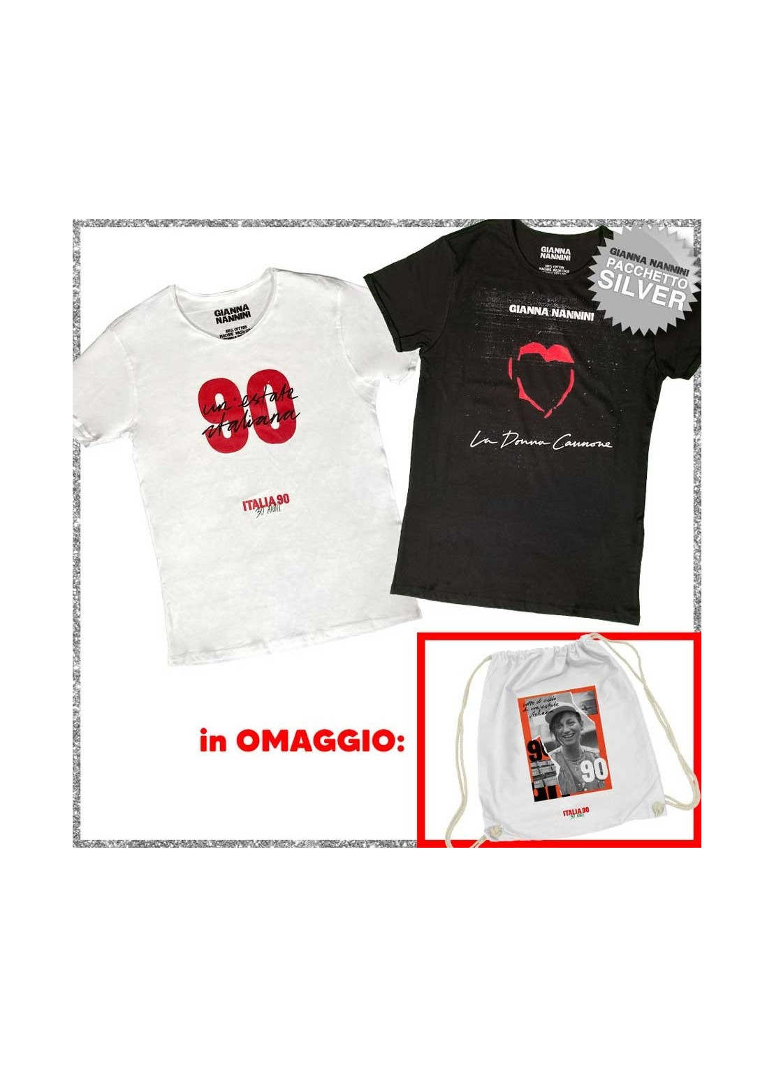 T-shirt RAGAZZACCI unisex