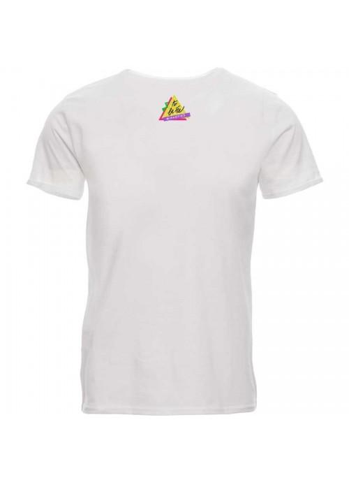 "T-shirt ""Ufo Robot"" - unisex bianca"