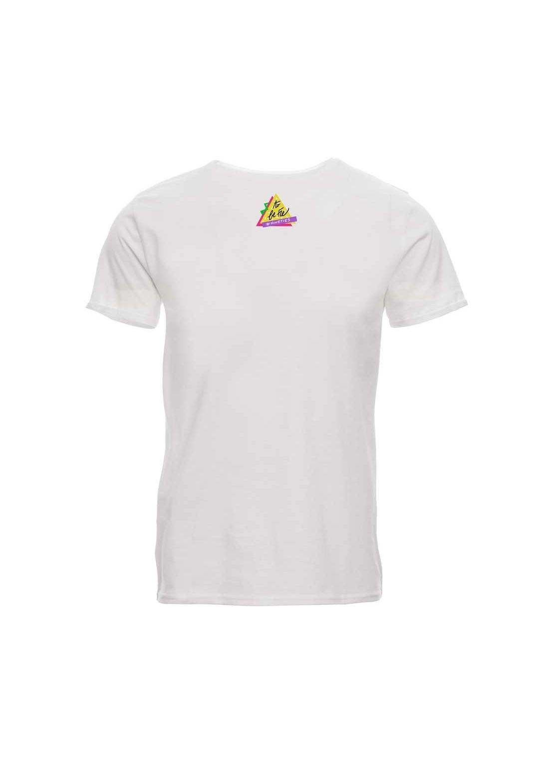 "T-shirt ""La verità"" - unisex bianca"