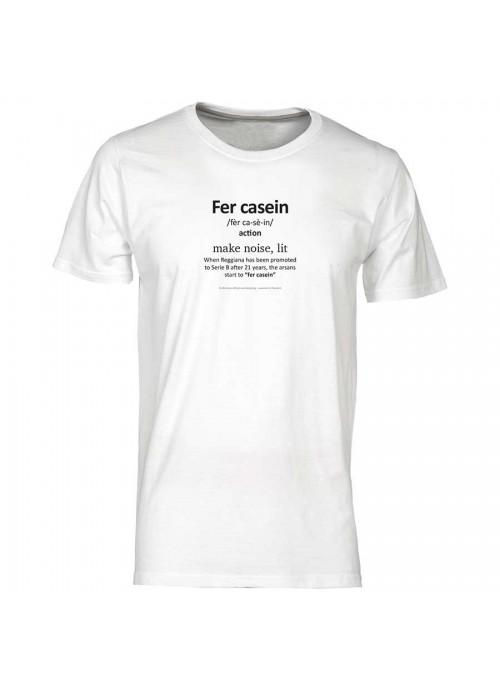 """T-shirt """"Urlando contro il cielo"""" unisex nera"""