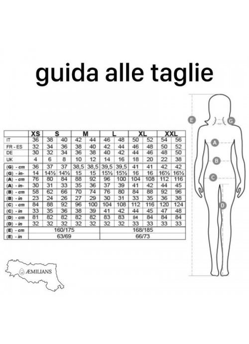 "t-shirt ""Joe Vanotti"" grigia - unisex"