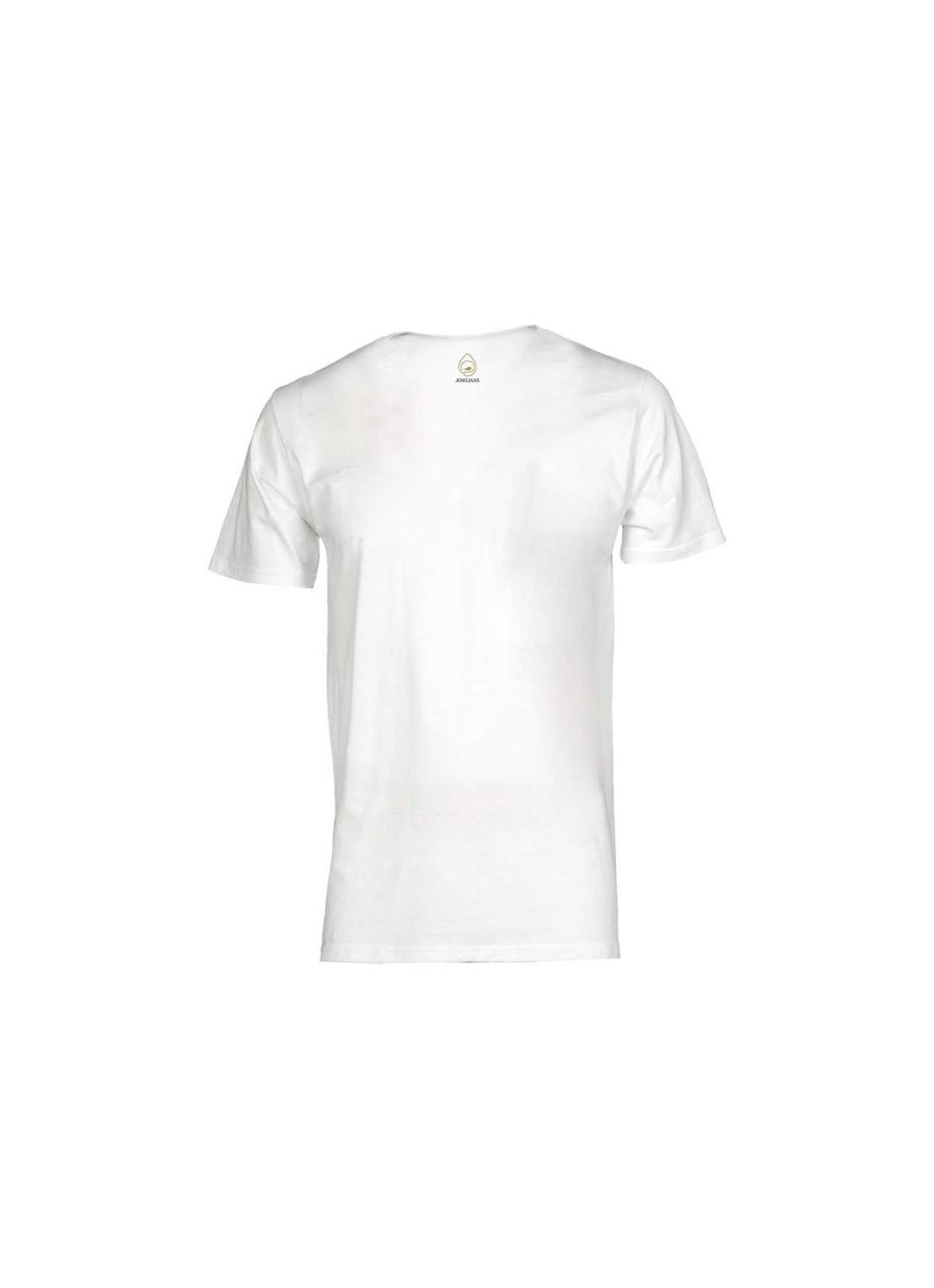 "T-shirt ""Non l'hai mica capito"" unisex bianca"