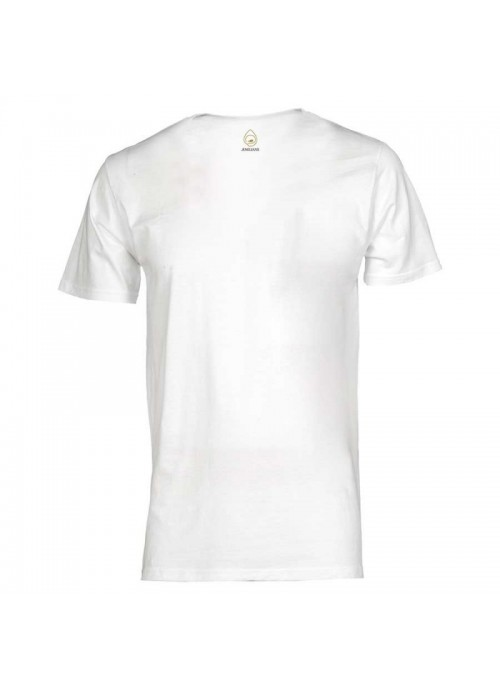 T-shirt Jova Nik unisex bianca
