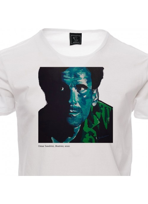 T-shirt PENNA unisex nera