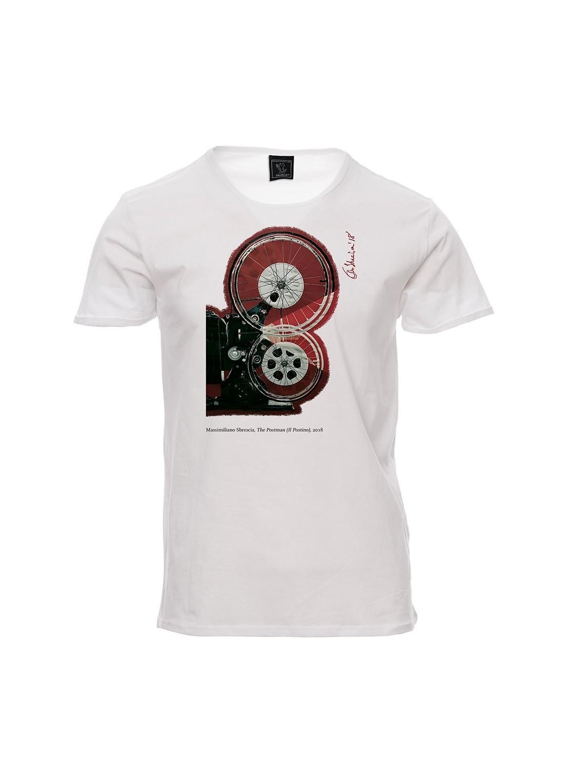 """T-Shirt """"Viva la libertà"""" Nera - unisex"""