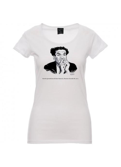 "t-shirt jova ""smile"" donna"