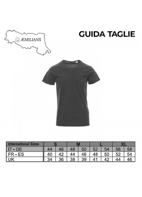 "t-shirt Claudio Baglioni ""canzone"" - unisex nera"