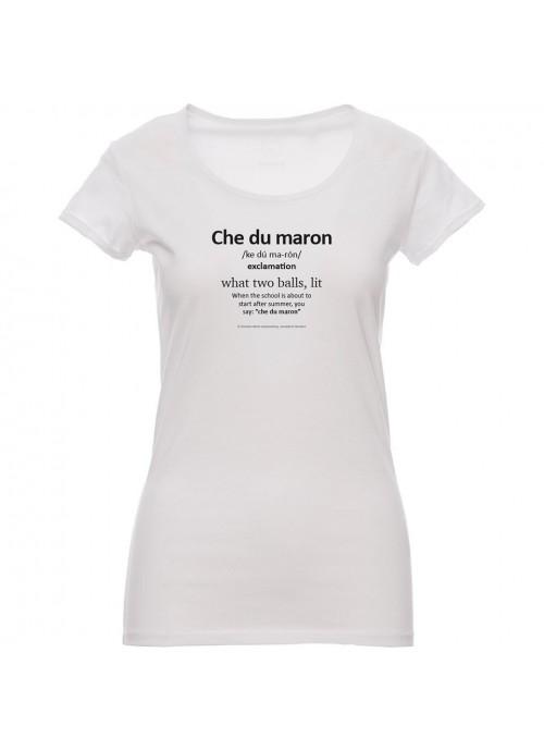 t-shirt donna Ragazza Magica - nera