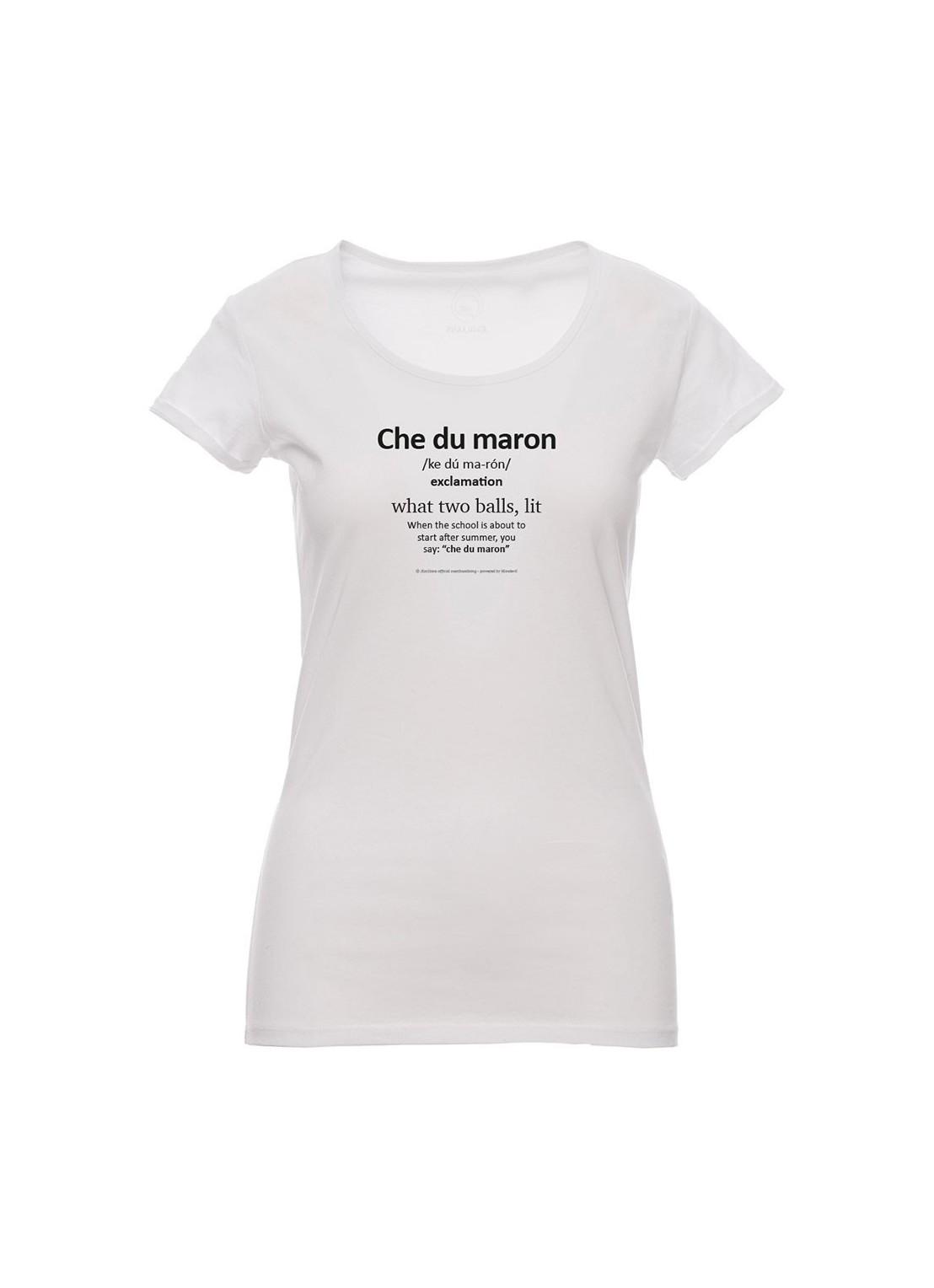 a96ba6822f t-shirt donna Ragazza Magica - nera - Maxdevil Store