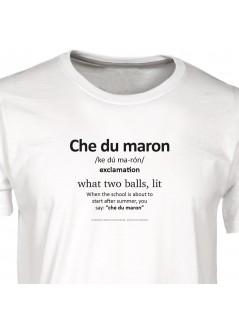 t-shirt SpaceDj bianca